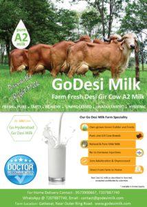 GoDesi Milk Details